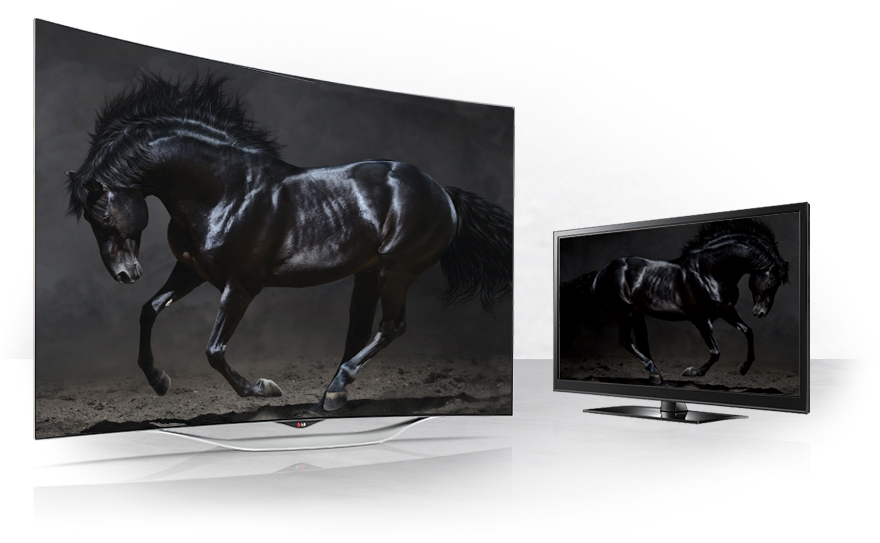 OLED TV True Black
