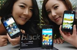 LG Optimus Black P970 จำหน่ายที่ประเทศเกาหลีที่แรก