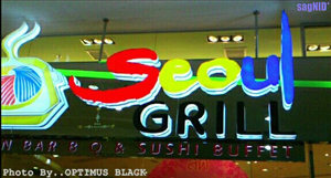 Happy time @Seoul Grill