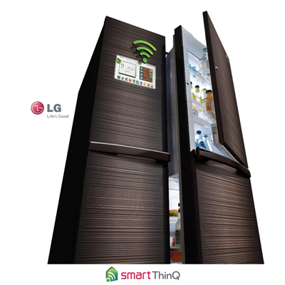 PR : LG เผยโฉมเครื่องใช้ไฟฟ้าภายในบ้านอัจฉริยะ ในงาน IFA 2011