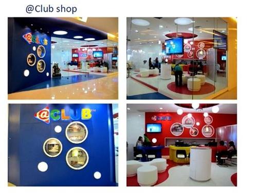 LG Cinema 3D Monitor @Club by Asia Soft