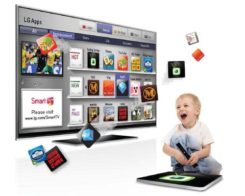 มาเรียนรู้การใช้ LG Apps Store ใน Smart TV ของคุณกัน !