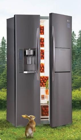 วิธีเลือกซื้อตู้เย็น เำพื่อลดโลกร้อน