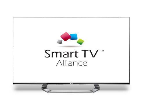 """LG จับมือพันธมิตรเปิดตัว """"SMART TV ALLIANCE"""""""