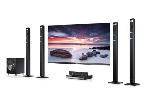 PR : LG นำเสนอLM7600 CINEMA 3D Smart TV พร้อมชุดบลูเรย์โฮมเธียร์เตอร์สามมิติ BH9520T  ผสานที่สุดแห่งอัจฉริยะด้านภาพและเสียง เพื่อประสบการณ์การรับชมที่เหนือระดับ