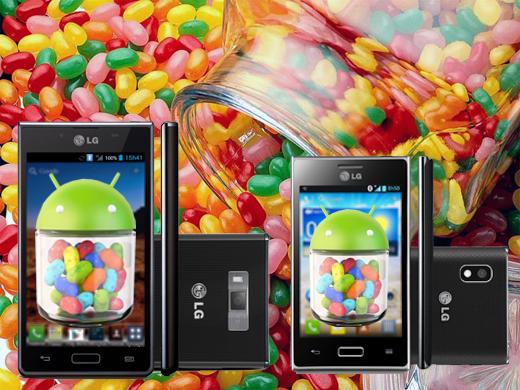 วิธีการอัพเดท Android 4.1.2  jelly bean ใน LG Optimus