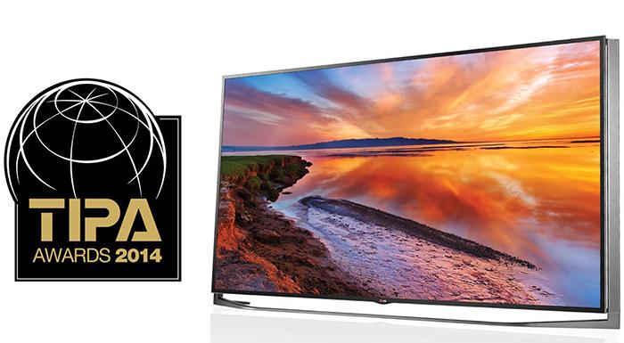 LG คว้า 2 รางวัลเด็ด Best Photo Monitor และ Best Photo TV จาก TIPA