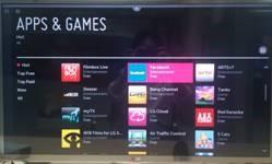 ค้นหาแอพเด่น เกมดังง่ายในหน้าเดียวผ่าน LG Store