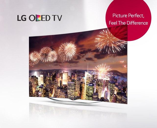 สัมผัสประสบการณ์ใหม่ล่าสุด กับ LG OLED TV (EC 9300)