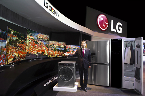 LG InnoFest 2015, Innovation for a Better life
