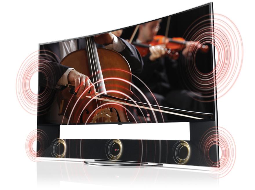 หาชุดโฮมเธียเตอร์ให้เหมาะกับ LG Ultra HD TV 105UC9T