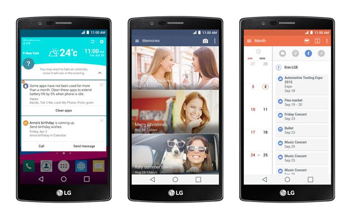 LG UX 4.0 – อินเทอร์เฟซใหม่สำหรับ LG G4 ที่มาพร้อมกับความสมาร์ท