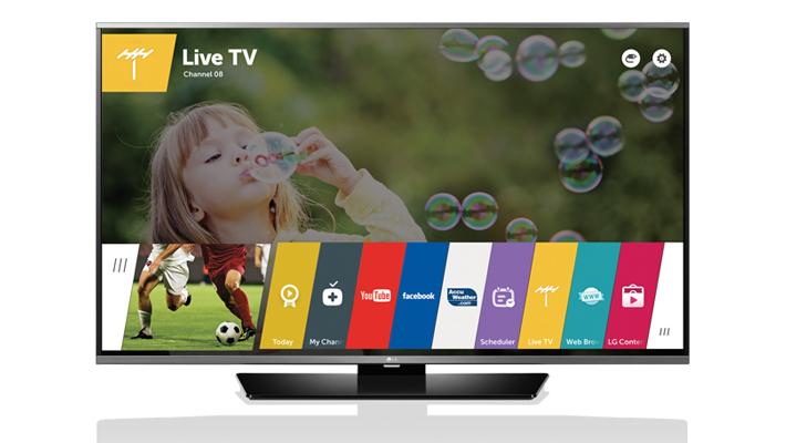 อยากได้ทีวี Smart TV ที่ไม่ใช่ 3D TV