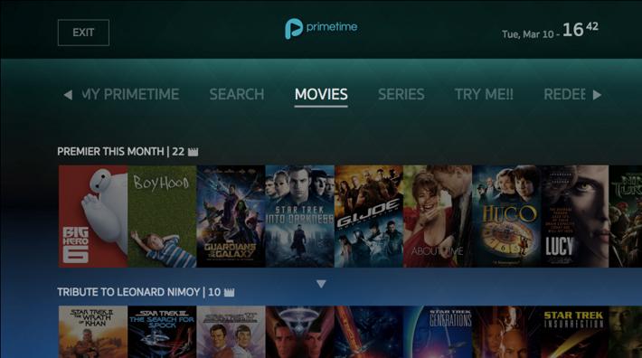 ตระการตา บันเทิงใจ คอนเทนต์ดูหนังฮอลลีวู้ดคุณภาพ อัพเดทเร็วทันใจบน LG Smart TV