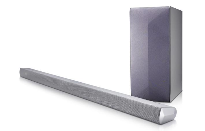 มอบอิสระทุกการเชื่อมต่อ พร้อมคุณภาพเสียงทรงพลัง ด้วย LG Slim Speaker รุ่น LAS550H