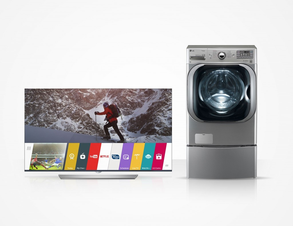 LG OLED TV กับรางวัล 'BEST TV OF THE YEAR' จาก REVIEWED.COM สองปีซ้อน