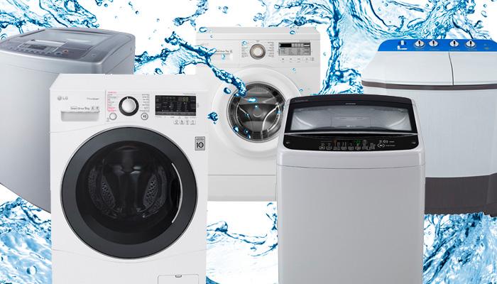 เครื่องซักผ้ามีกี่แบบกันน่ะ? สงสัยกันไหม