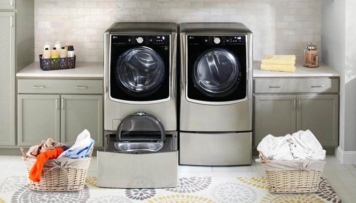 จะดีแค่ไหนถ้าผ้าสีกับผ้าขาวจะซักพร้อมกันได้ในเวลาเดียวกัน
