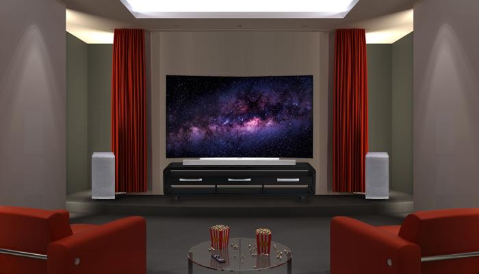 แปลงโฉมห้องว่างๆในบ้านของคุณให้เป็นโรงภาพยนตร์เล็กๆด้วย Sound bar