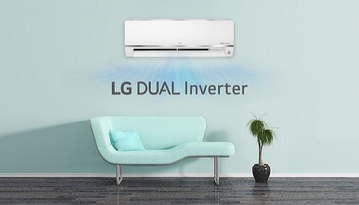 ประโยชน์ดี ๆ ที่เราอยากให้คุณรู้เกี่ยวกับ แอร์ Dual Inverter