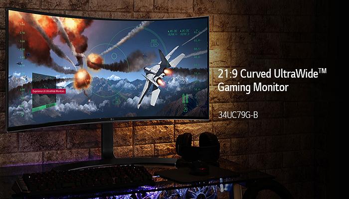 LG Gaming Monitor จอคอมพิวเตอร์ที่ถูกออกแบบมาเพื่อคนรักการเล่นเกม!!