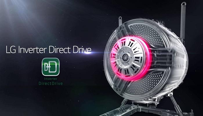 เทคโนโลยี Inverter Direct Drive ในเครื่องซักผ้า LG คืออะไร