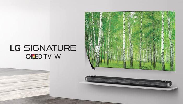 LG SIGNATURE OLED TV W7 ที่สุดแห่งความ 'บาง' ที่คุณต้องเหลียวมอง