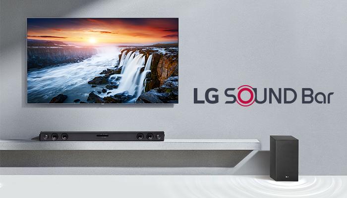 LG Sound Bar SJ3 สุดยอด ลำโพง เสียงดี มาพร้อมฟังก์ชั่นมากมาย