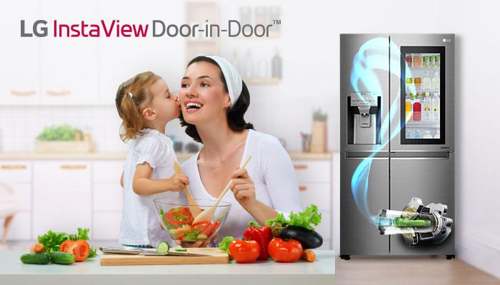 ตู้เย็น InstaView
