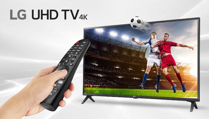 วิธีการเชื่อมต่ออินเตอร์เน็ตผ่าน LG Smart TV