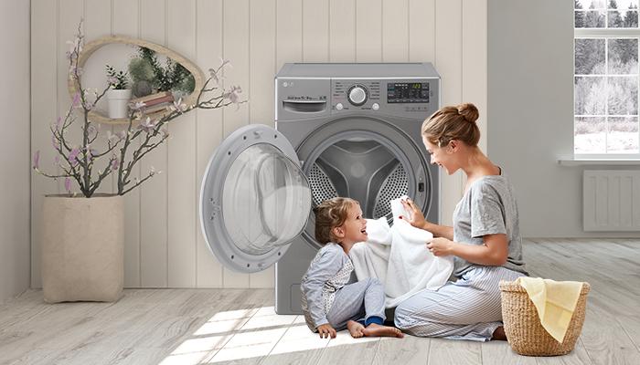 วิธีการดูแลรักษาเครื่องซักผ้าฝาหน้า