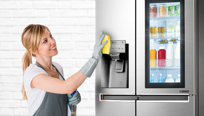 เคล็ดลับวิธีการดูแลรักษาตู้เย็น