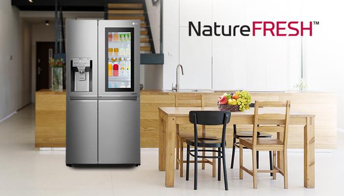 ตู้เย็น Nature Fresh