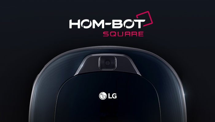 LG VR65710LVMP สุดยอดหุ่นยนต์ดูดฝุ่น
