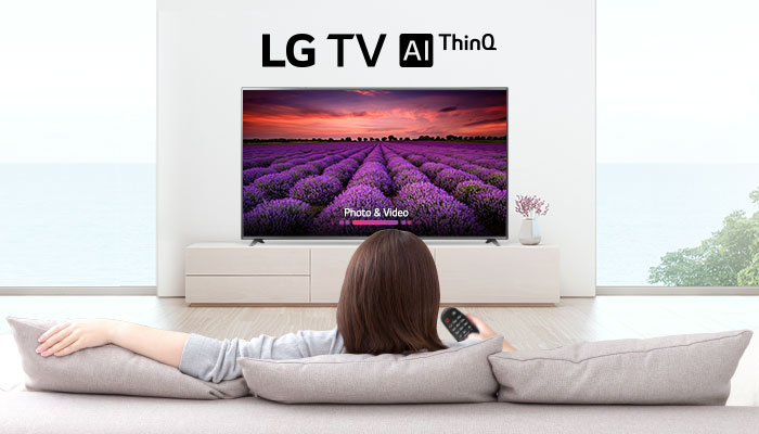 UHD TV 4K 75UK6500PTB