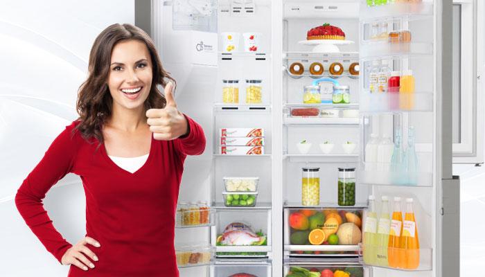 วิธีใช้งานตู้เย็นอย่างถูกวิธี