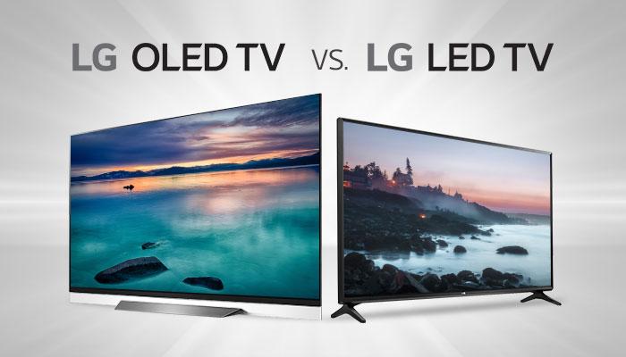 OLED TV กับ LED TV ต่างกันอย่างไร