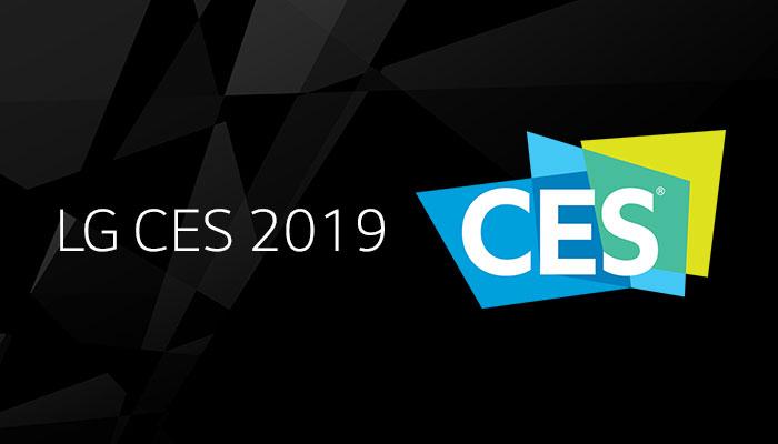 เตรียมพบกับนวัตกรรมใหม่ LG ในงาน CES 2019