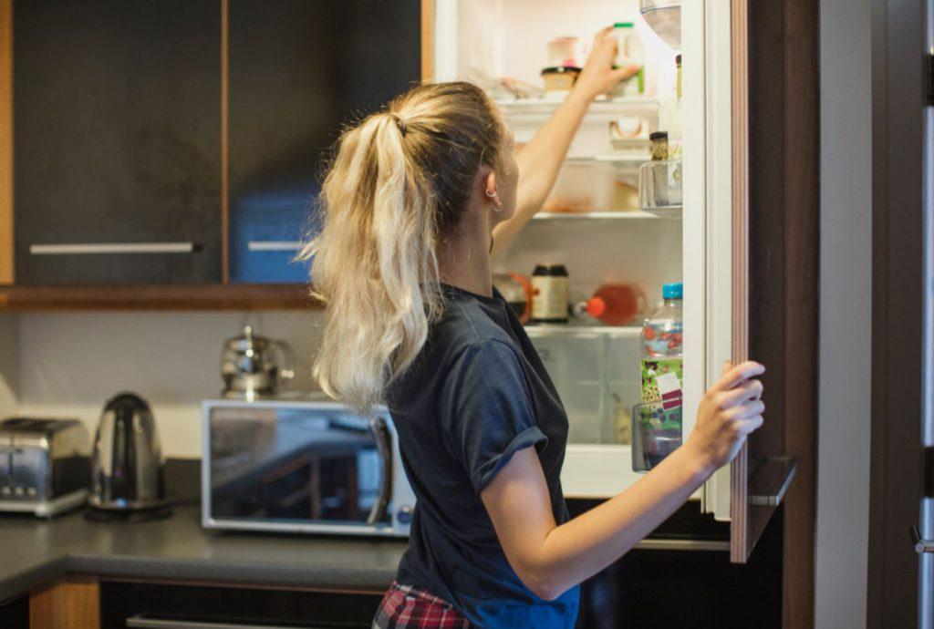ตู้เย็น LG