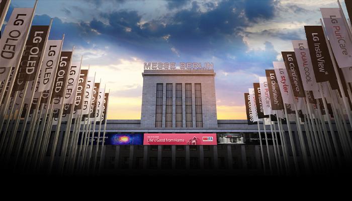 อยู่ไทยก็เหมือนไปงาน IFA 2020 ได้ด้วย LG Virtual Exhibition
