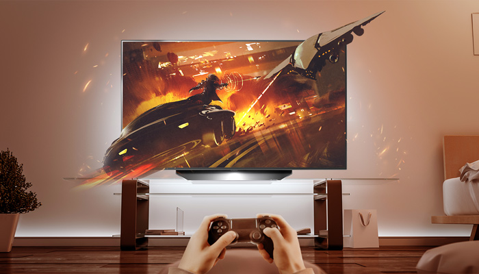 LG OLED SMART TV จอทีวีภาพสวยระดับเทพ ที่เกมเมอร์ตัวจริงไม่ควรพลาด