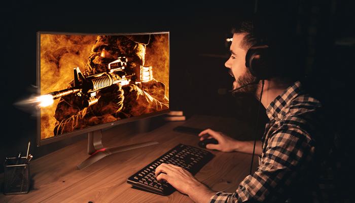 LG UltraGear เกมมิ่งมอนิเตอร์ที่ออกแบบมาเพื่อคนเล่นเกมโดยเฉพาะ