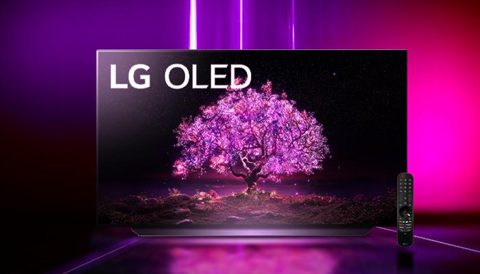 LG OLED C1 อีกขั้นของเทคโนโลยีทีวีที่สมบูรณ์แบบ