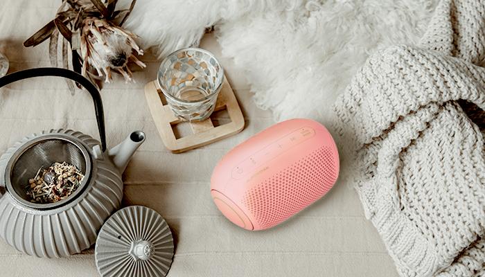 ลำโพงบลูทูธ LG XBOOM GO เติมเต็มสีสัน เพิ่มชีวิตชีวาให้กับดนตรี
