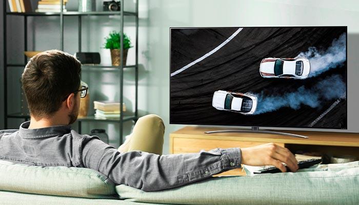LG Nanocell สีสันคมชัดสมจริง ตอบโจทย์ทุกไลฟ์สไตล์บนจอ TV